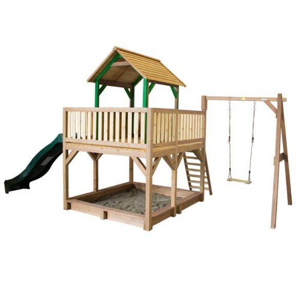 Axi houten safari speelhuisje Atka