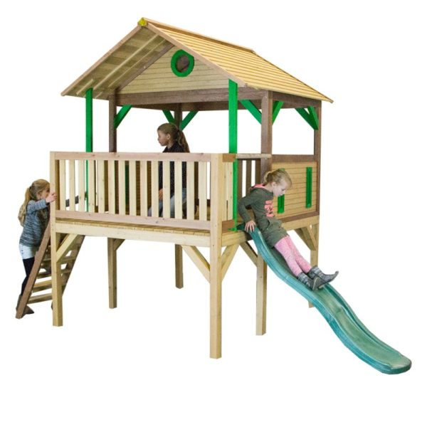 Axi houten safari speelhuisje Baloo