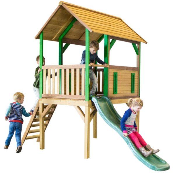 Axi houten safari speelhuisje Bogo