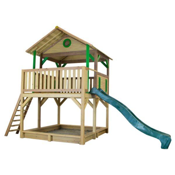 Axi houten safari speelhuisje Simba