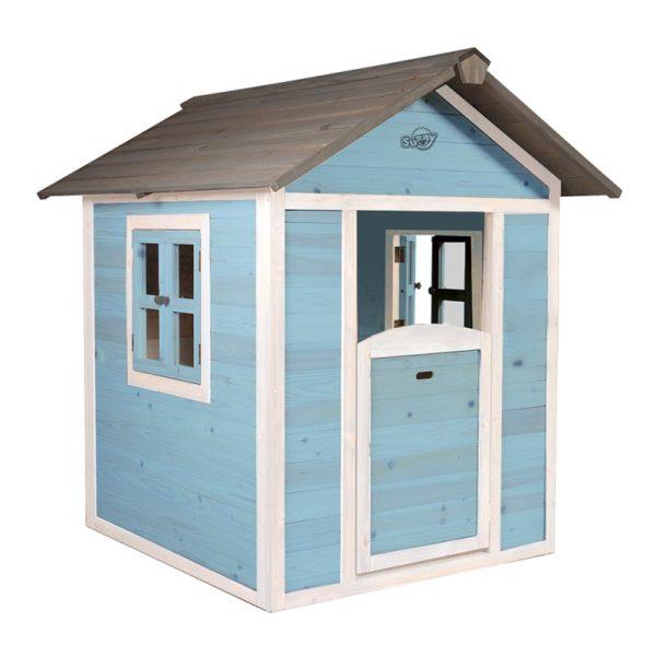 Sunny speelhuisje Lodge (Caribisch blauw)