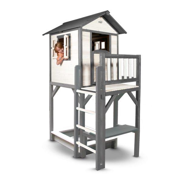 Sunny houten speelhuisje Lodge XXL Plus