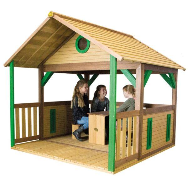 Axi houten safari speelhuisje Zazou
