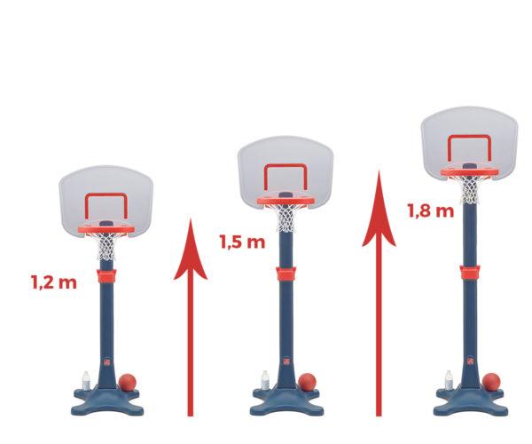 Step2 Basketbalpaal Pro