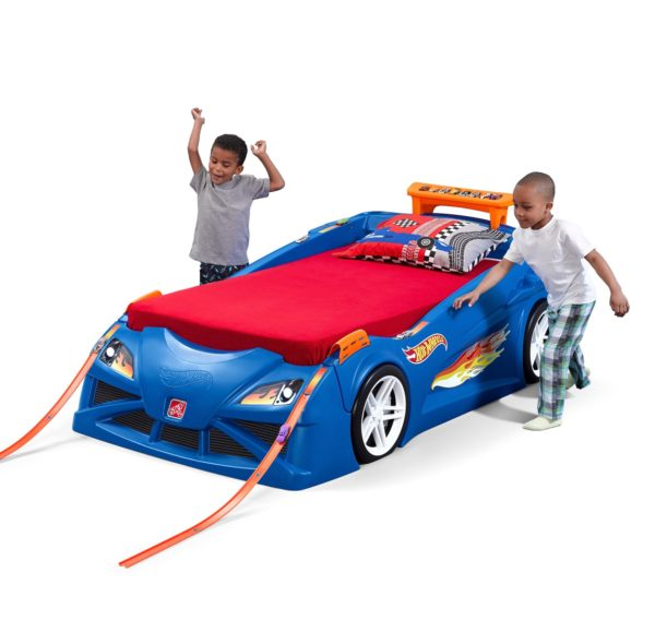Step2 Hot Wheels Racebed